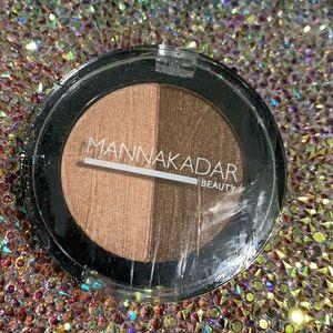 5/$25 MANNA KADAR mini bronzer contour duo